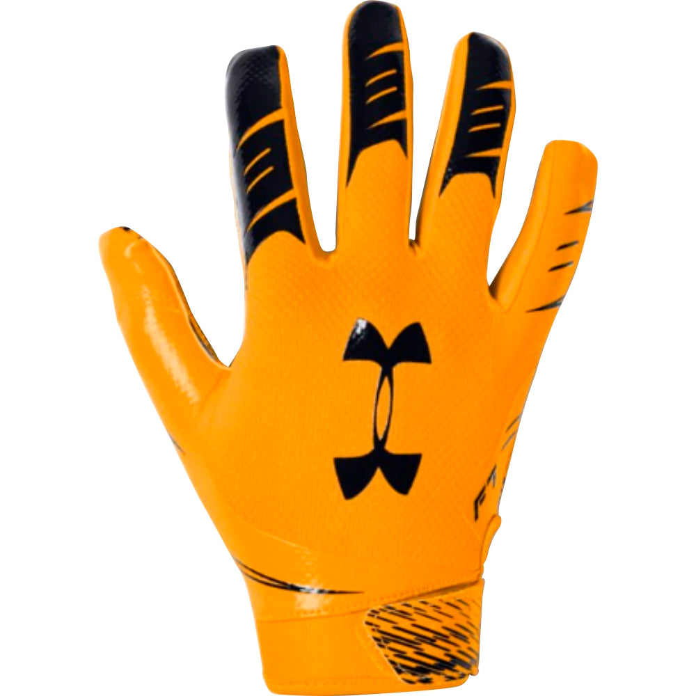 UA F7 FOOTBALL GLOVES  – GOLD 750 – ADULT