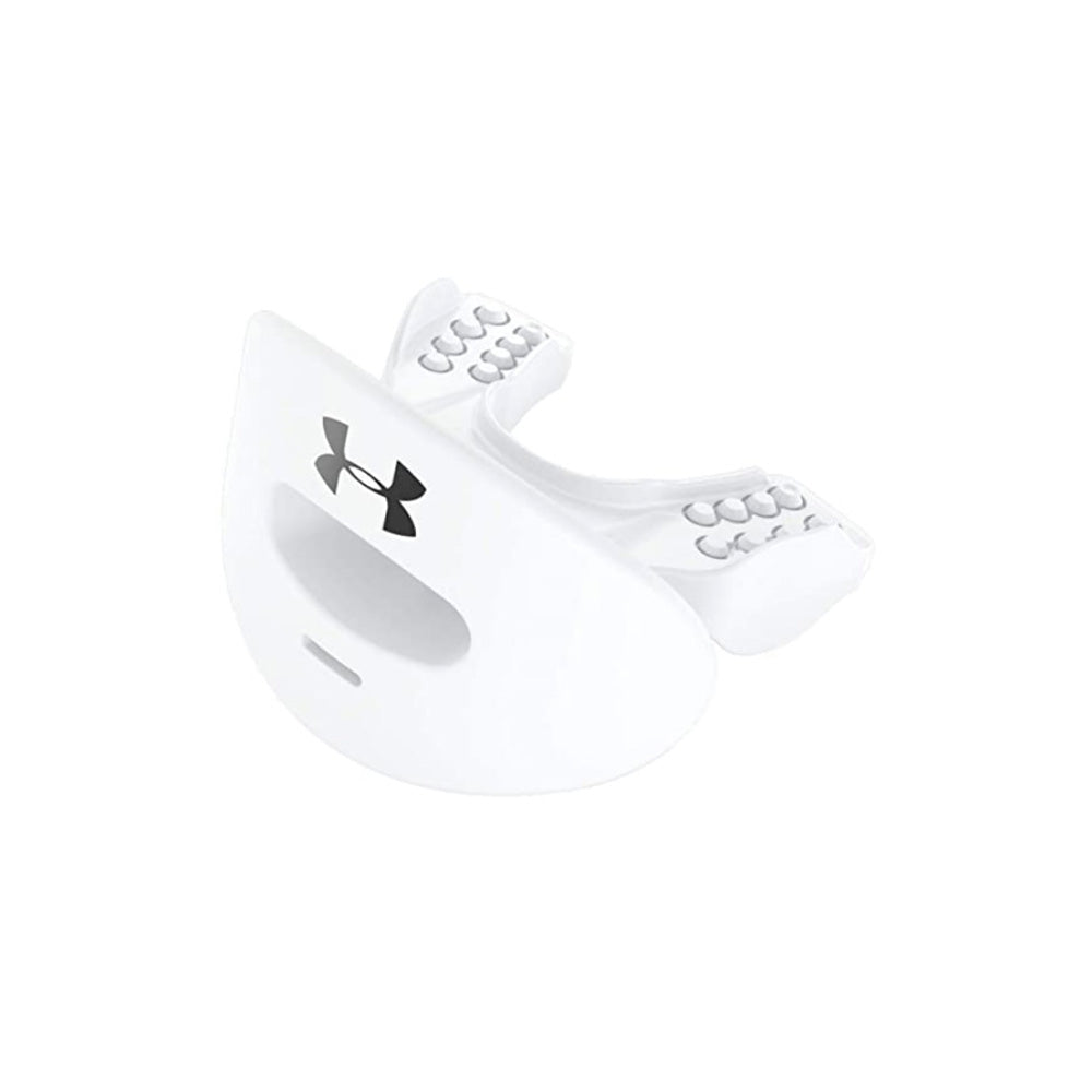UA ARMOUR AIR MOUTHGUARD – WHITE – AGES 11 & UP