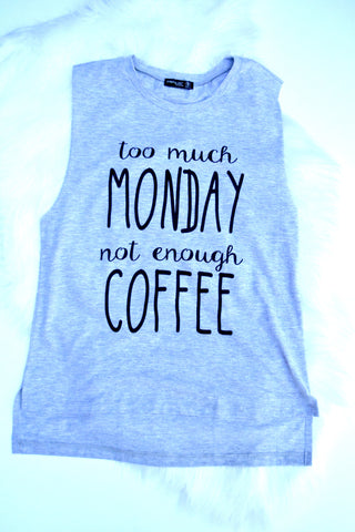 Monday = Coffee