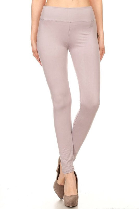 The BEST Legging-LILAC ONE SIZE