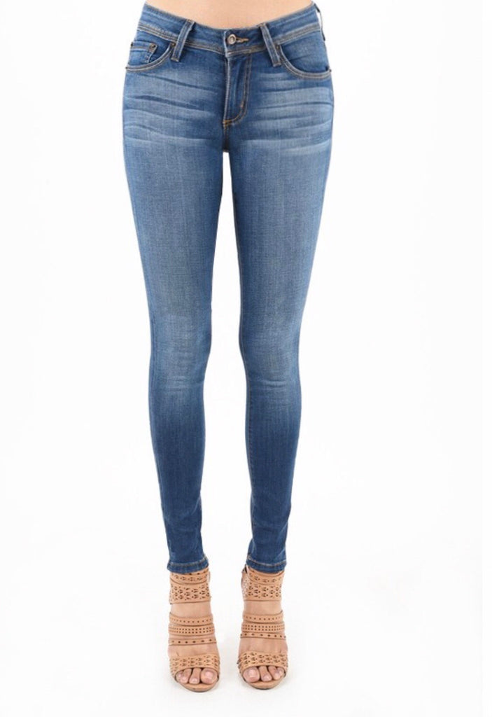 Hammer Collection Stone Wash Skinny Jeans