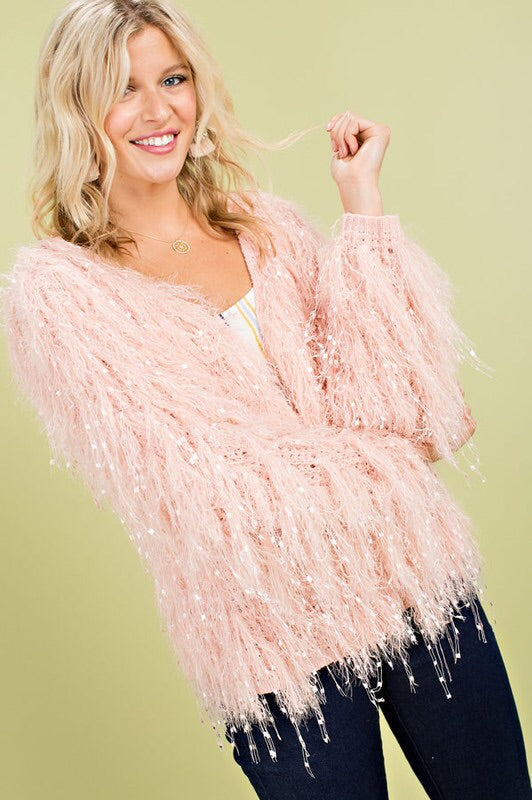 Perfectly Peachy Cardigan
