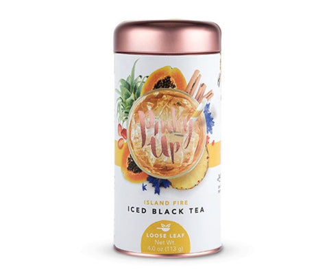 Island Fire Loose Leaf Iced Black Tea