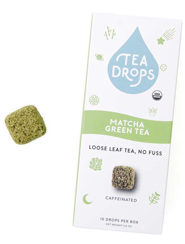 Tea Drops; Matcha Green Tea (10)