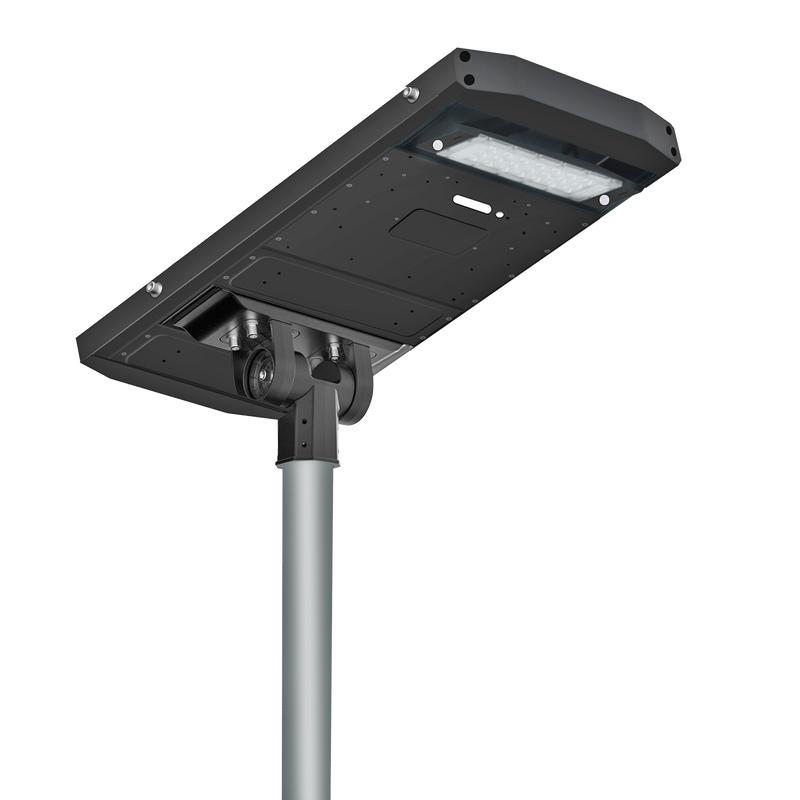 Solar LED Pathway And Street Light - 6,000 Lumens