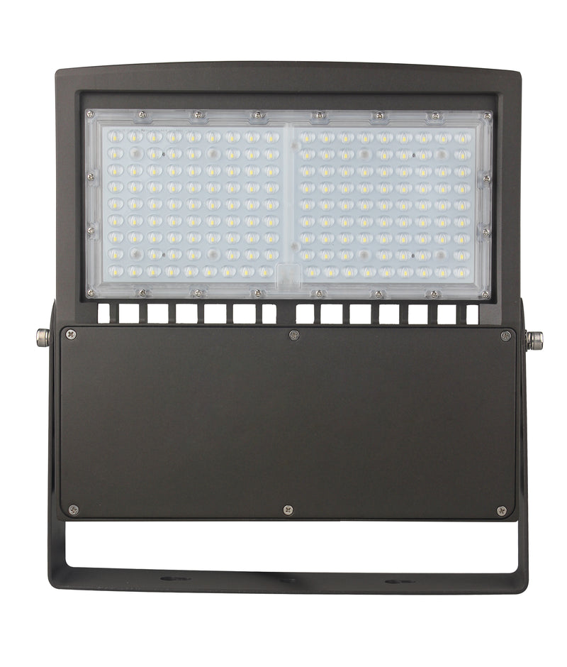 LED Street Light - 150W - LED Luminaire Flood Mount - DLC Listed - 5 Year Warranty - Green Light Depot