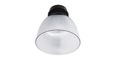 LED High Bay - Acrylic Lens- 5,000 Lumens - 50W - (DLC+UL) - Green Light Depot - 1