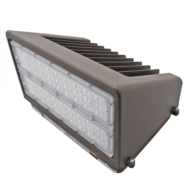 150W LED Wall Pack Light - Full Cutoff - Dark Sky - DLC Listed - Green Light Depot