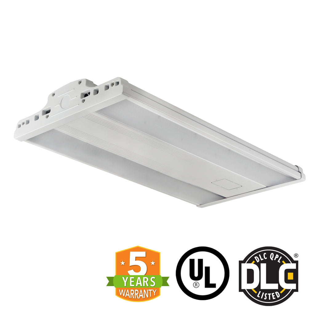 2FT LED Linear High Bay - 220W - Motion Sensor Optional - (UL + DLC) - Green Light Depot