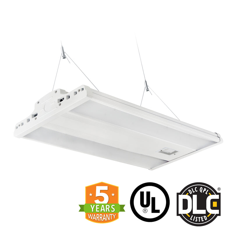 LED Linear High Bay - 165W - Motion Sensor Optional - Gen 2 - (UL + DLC) - Green Light Depot