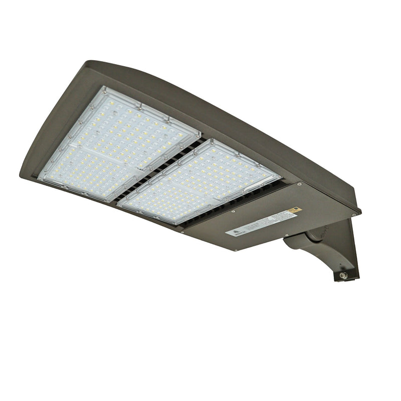 LED Street Light - 240W - Outdoor LED Direct Mount - 5 Year Warranty - With Shorting Cap