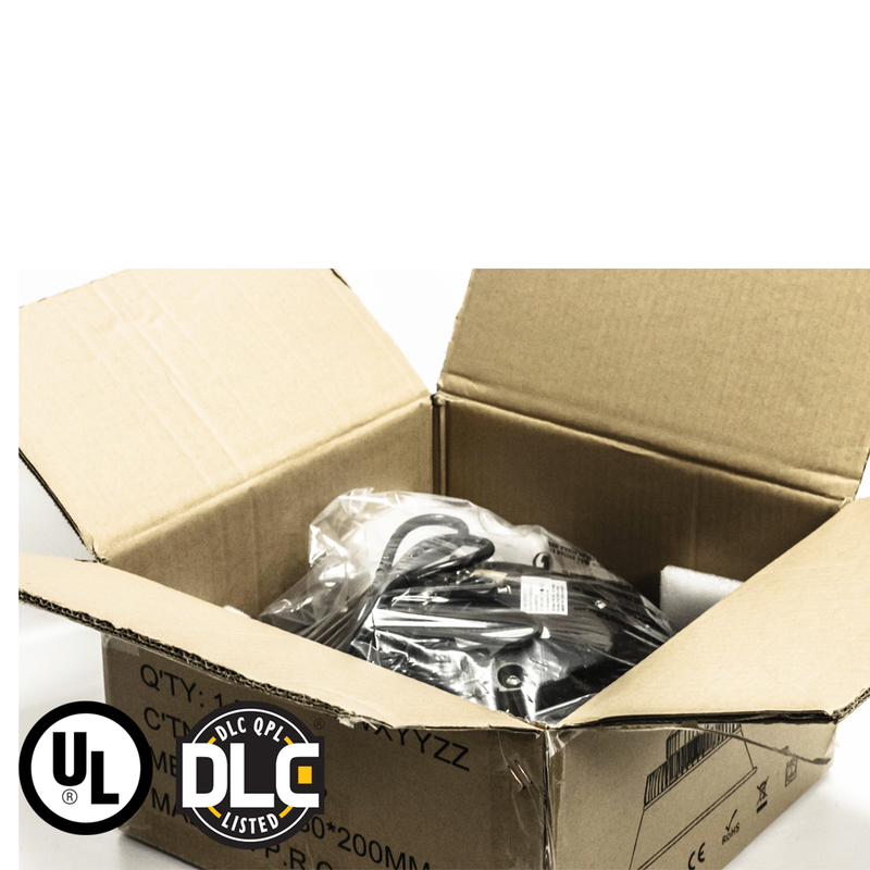 LED High Bay - Aluminum - 22,000 Lumens - 220W - (DLC+UL) - Green Light Depot - 5