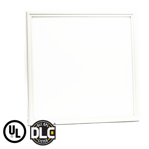 2' x 2' 40W LED Panel Light - (UL+DLC) - Dimmable - Premium DLC - Green Light Depot - 1