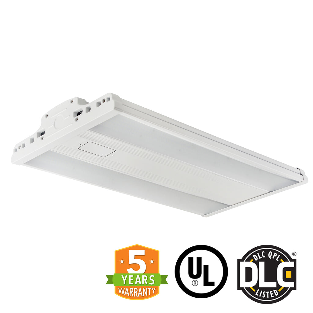 3FT LED Linear High Bay - 300W - Motion Sensor Optional - (UL + DLC) - Green Light Depot