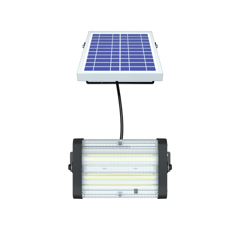 Solar Yard Light- 1000 Lumens - Remote Included