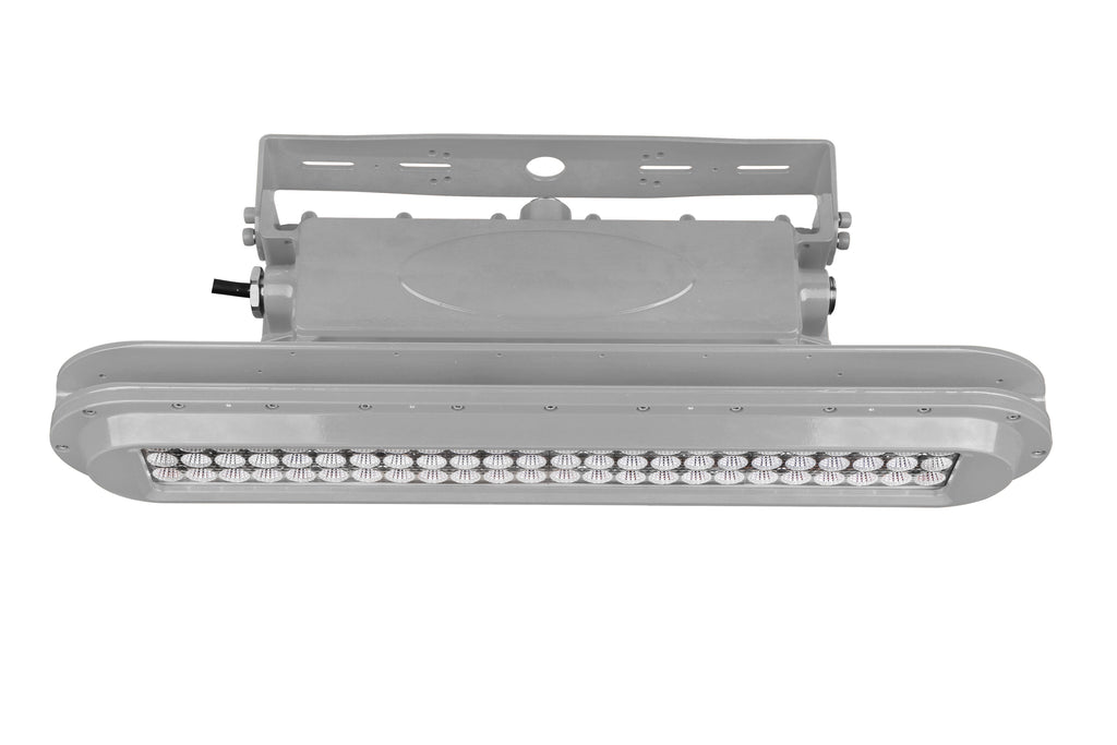 40W LED Explosion Proof Light for Class I Division 2 Hazardous Locations - 5600 Lumens - 150W HID Equivalent