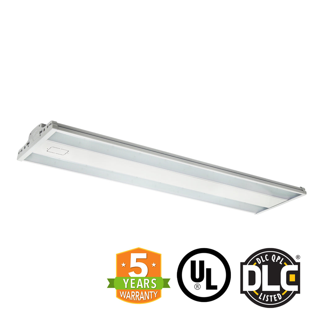 4FT LED Linear High Bay - 480W - PC Lens - (UL + DLC) - Green Light Depot