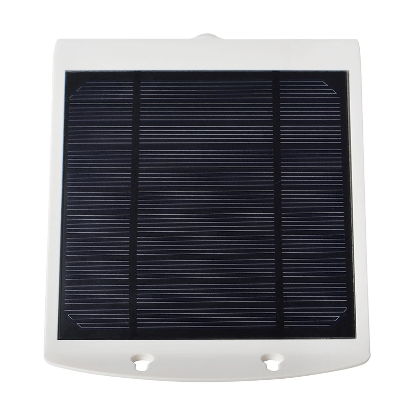 Solar LED Wall Mount Light - 400 Lumens