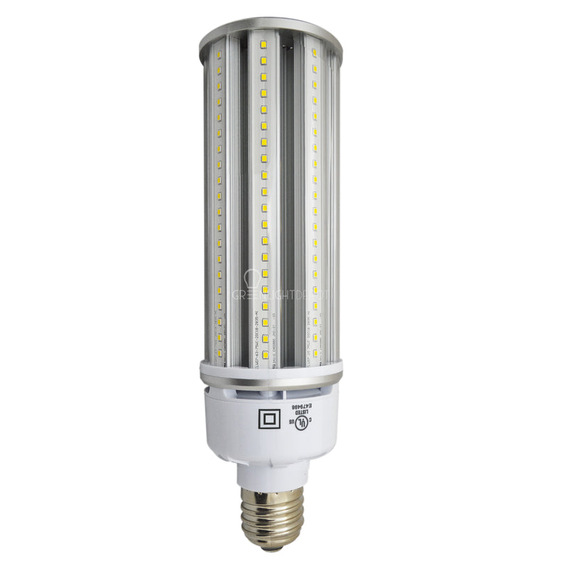 75W LED Corn Light Bulb - Replacement for Fixture 300W MH/ HPS/ HID - 5 Year Warranty - 4kV Surge Protection - (UL+DLC)