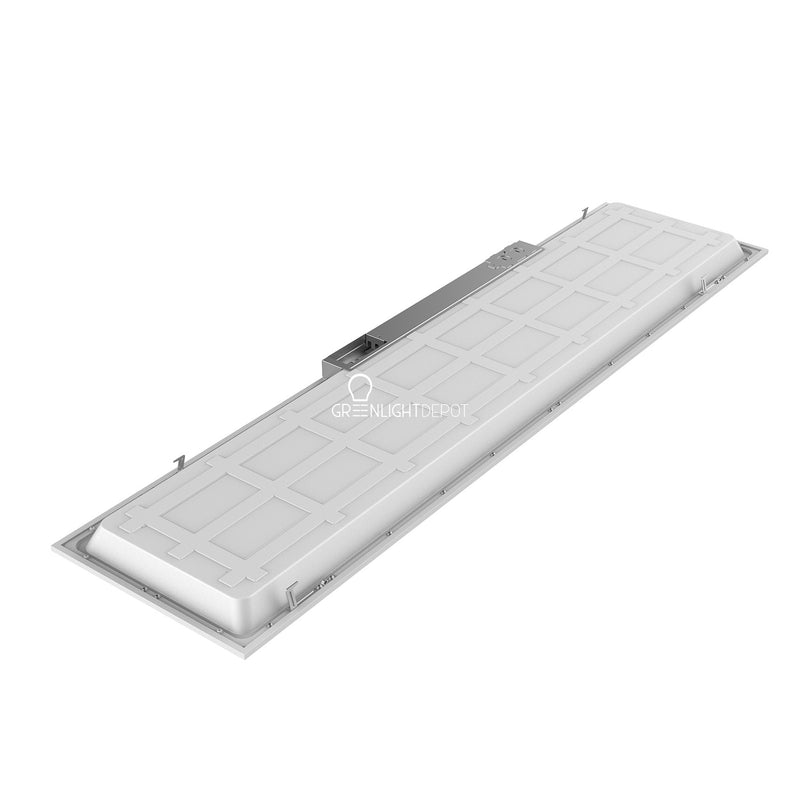 1' x 4' 20W LED Panel Light - LED Backlit Panel - 125lm/w - (UL+DLC) - Dimmable - *Buy By The Box Promotion*