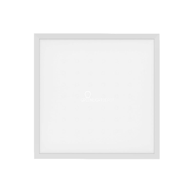 2' x 2' 40W LED Panel Light - LED Backlit Panel -  125lm/w - (UL+DLC) - Dimmable - *Buy By The Box Promotion*