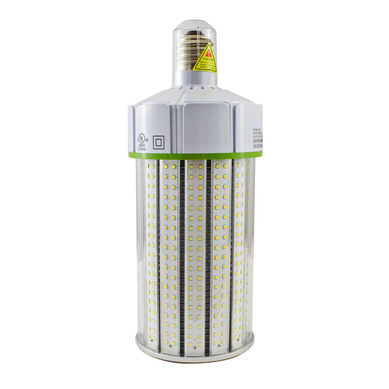 200W LED Corn Light Bulb - Replacement for Fixture 750W MH/ HPS/ HID - 5 Year Warranty - 6kV Surge Protection - E39 - (UL+DLC)