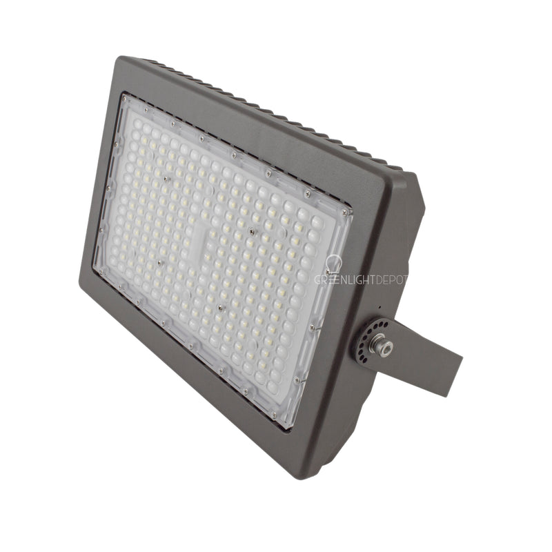 LED Flood Light - 150W - Shorting Cap - UL+DLC