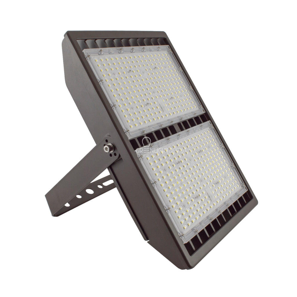 LED Flood Light - 300W - Shorting Cap - UL+DLC
