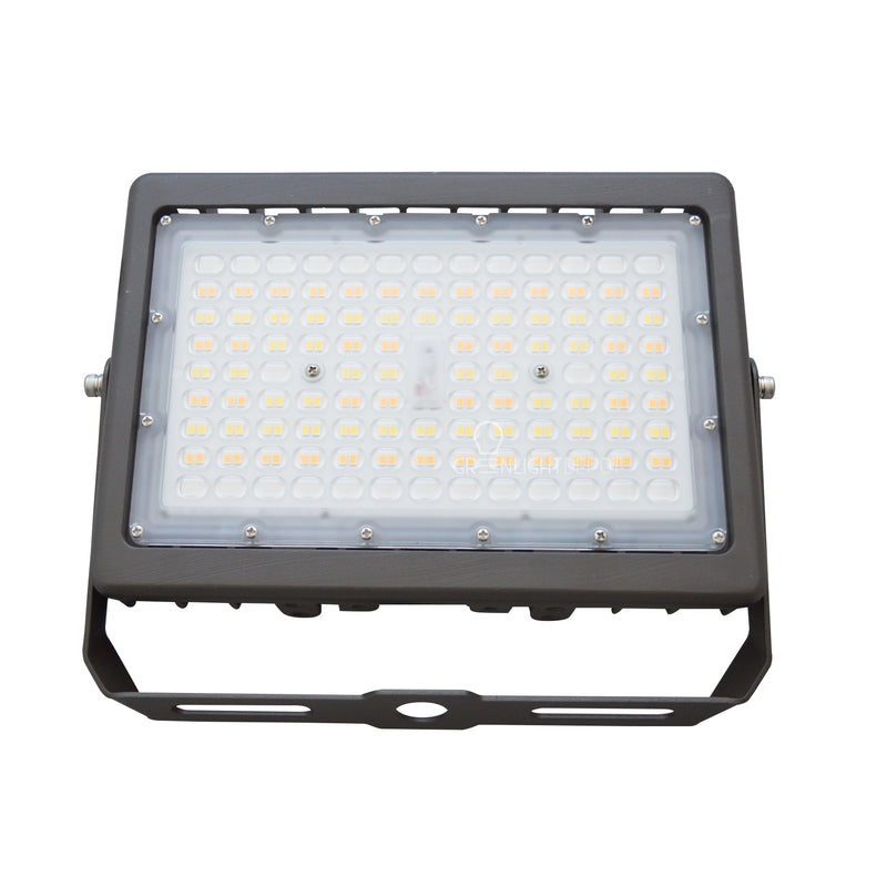 LED DLC Flood Light - 70W, Selectable Color Temperature - 275W HID/HPS Replacement - (UL+DLC) - 5 Year Warranty