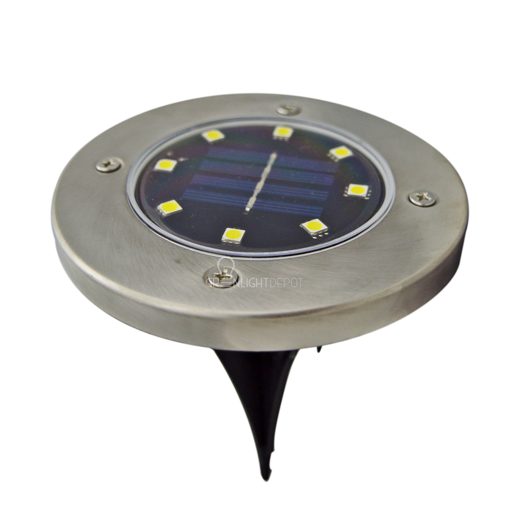 Solar Ground Light - Garden Light