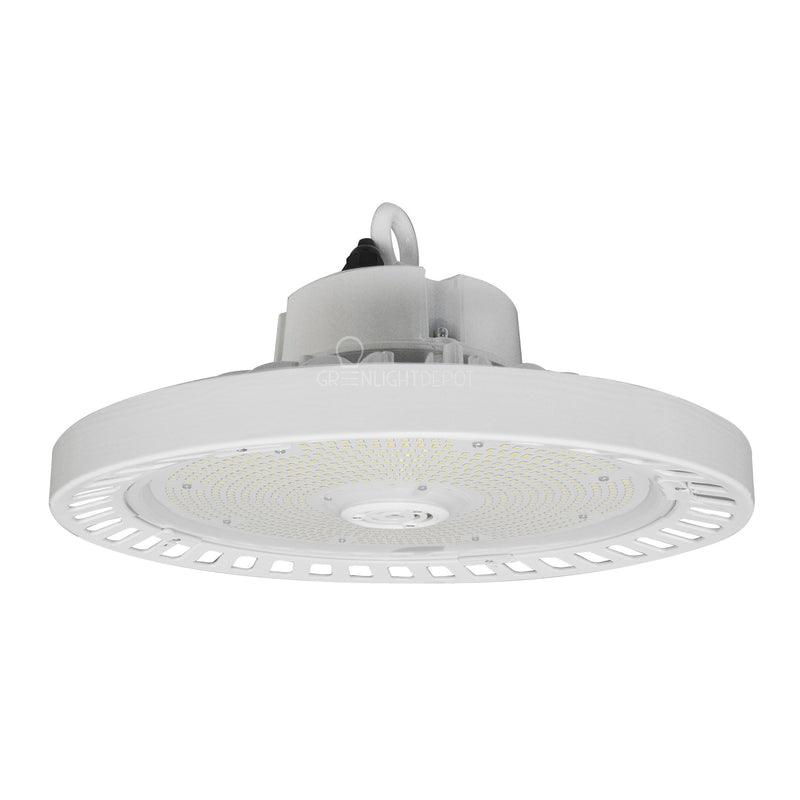 LED UFO High Bay - 240W - 5000K - (UL+DLC) - Hook Mount - 5 Year Warranty