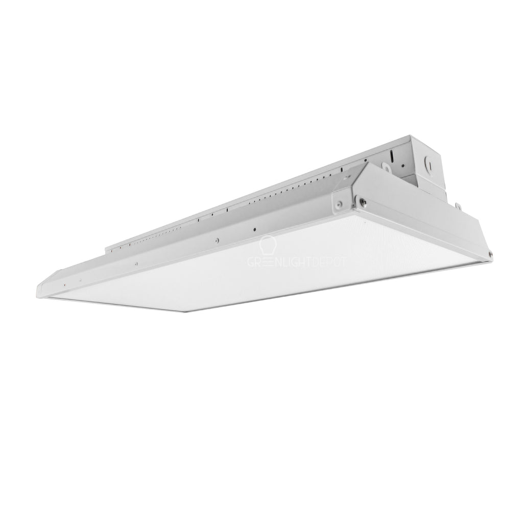2ft LED Linear High Bay - 110W - Chain Mount - UL+DLC