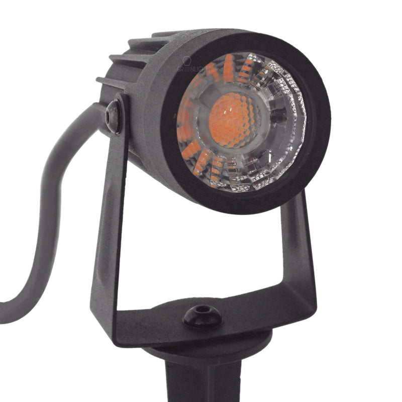 LED Landscape Light - 3W - 200Lm - Accent Light - Stake Mount