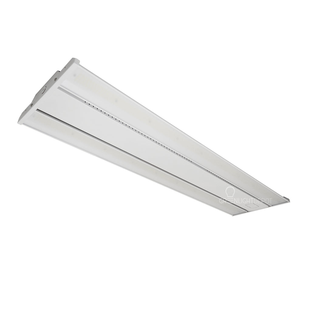 4ft LED Linear High Bay - Frosted Lens - 500W - Chain Mounting - Gen 3 - (UL+DLC)
