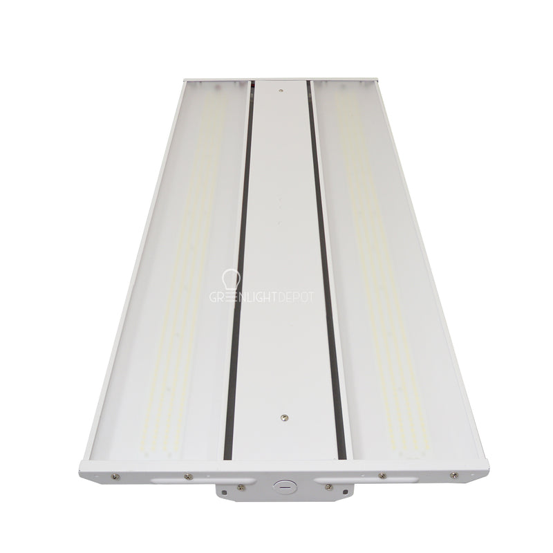 Linear High Bay - 300W - Slim High Bay - Frosted Lens - Chain Mounting - Gen 5 - (UL+DLC)