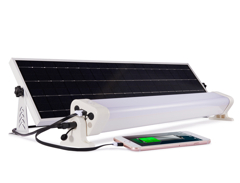 Solar LED Batten Light