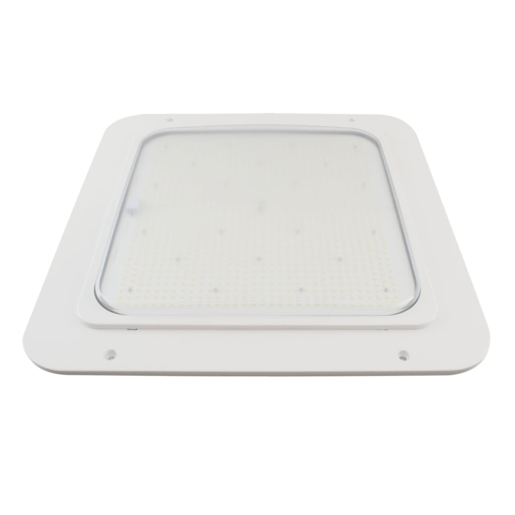 LED Canopy Light - 180W - Gas Station Canopy - JBox - 5700K - (UL + DLC Listed)