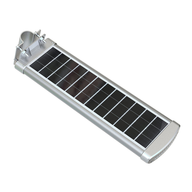Solar LED Pathway And Street Light - 3000Lm - Remote Control - Green Light Depot