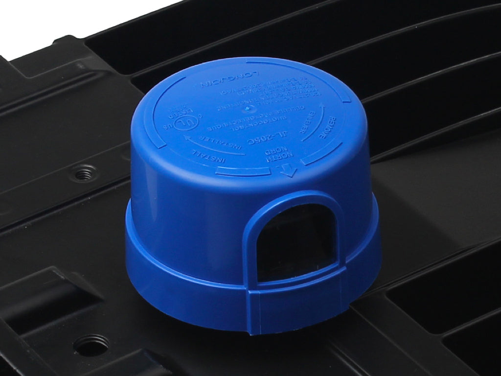 Photocell Twist Cap - Dusk to Dawn Sensor - Replaces Models With Shorting Cap