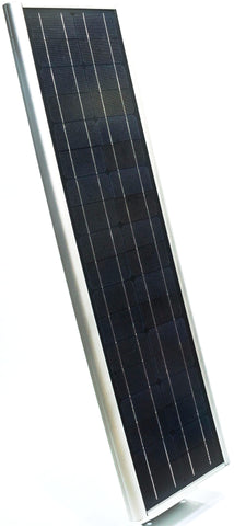 40W Solar LED Pathway And Street Light - Green Light Depot - 1