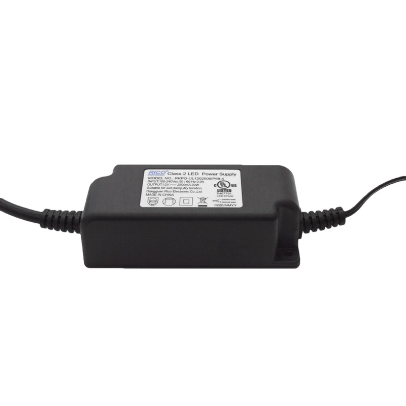 Power Supply - Landscape - 30W - 2500mA
