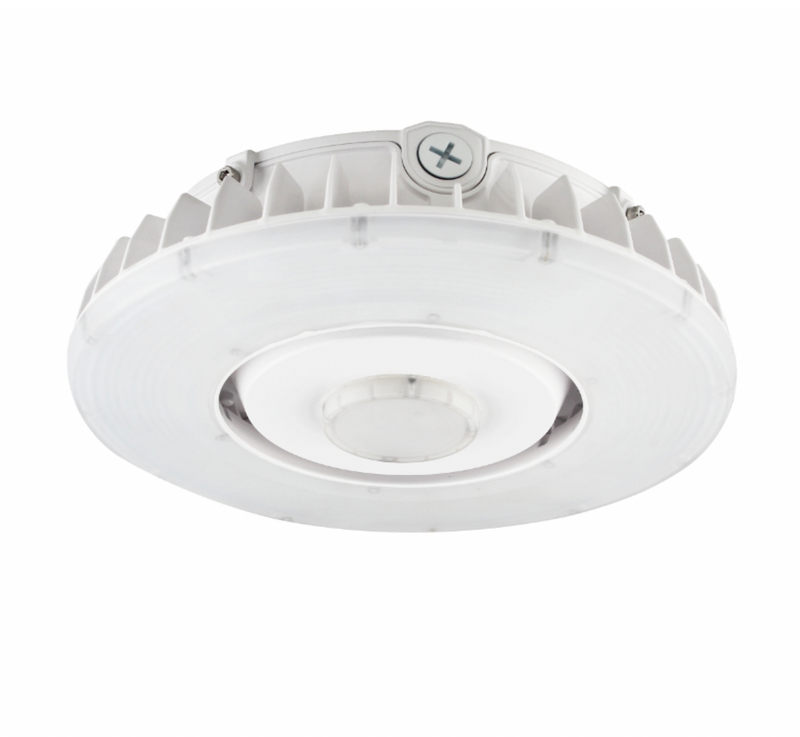 LED Parking Garage Light - 55W - (UL+DLC)