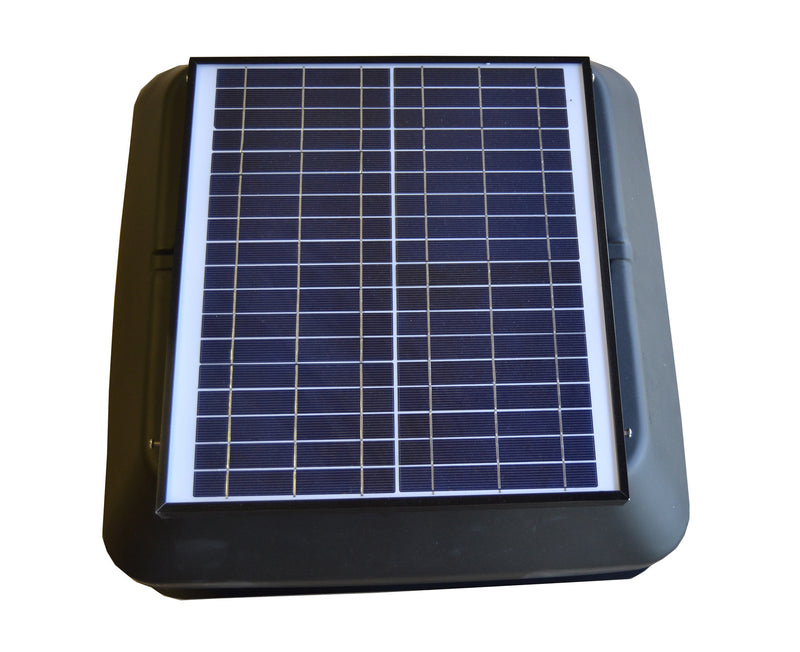 Solar Attic Fan - Green Light Depot