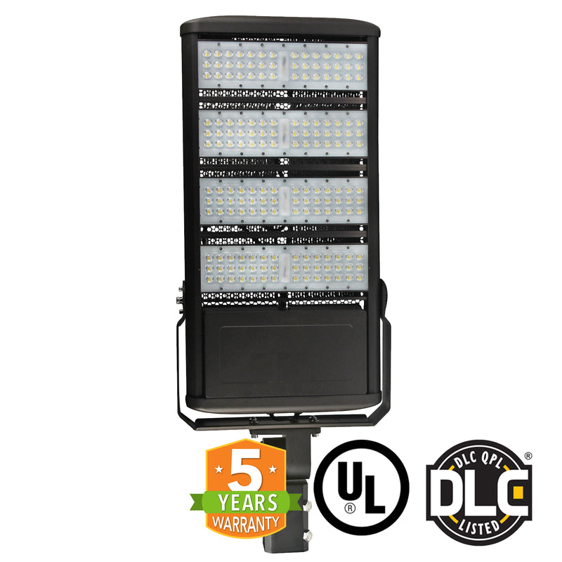 High Mast Stadium Lights - 600W - High Voltage 480V - DLC Listed - 5 Year Warranty - Green Light Depot
