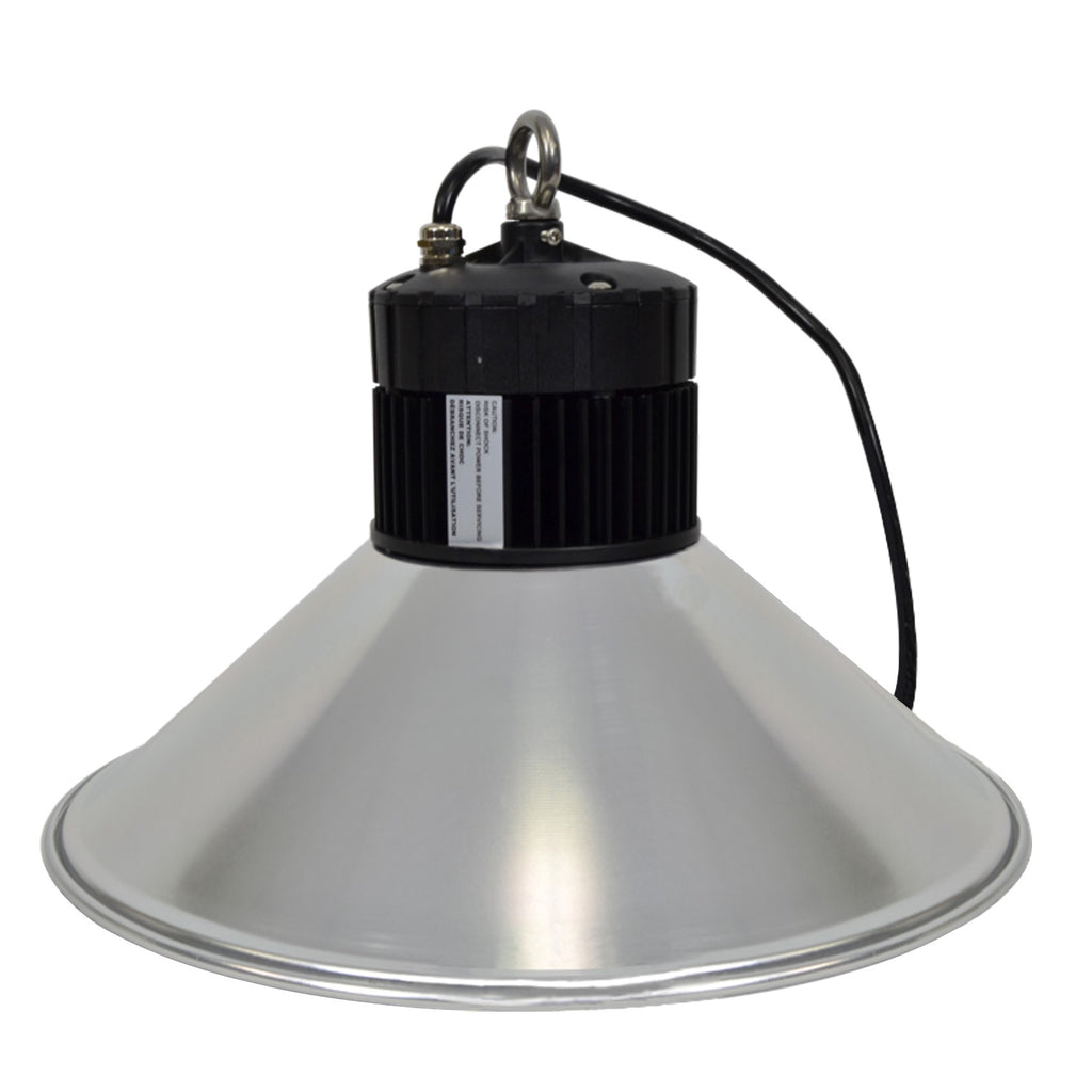 LED Low/High Bay - Aluminum - 5,000 Lumens - 50W - (DLC+UL) - Green Light Depot