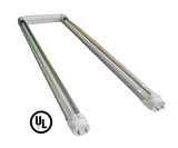 15W LED U-bend Tube Light - 5000K - (UL) - Green Light Depot