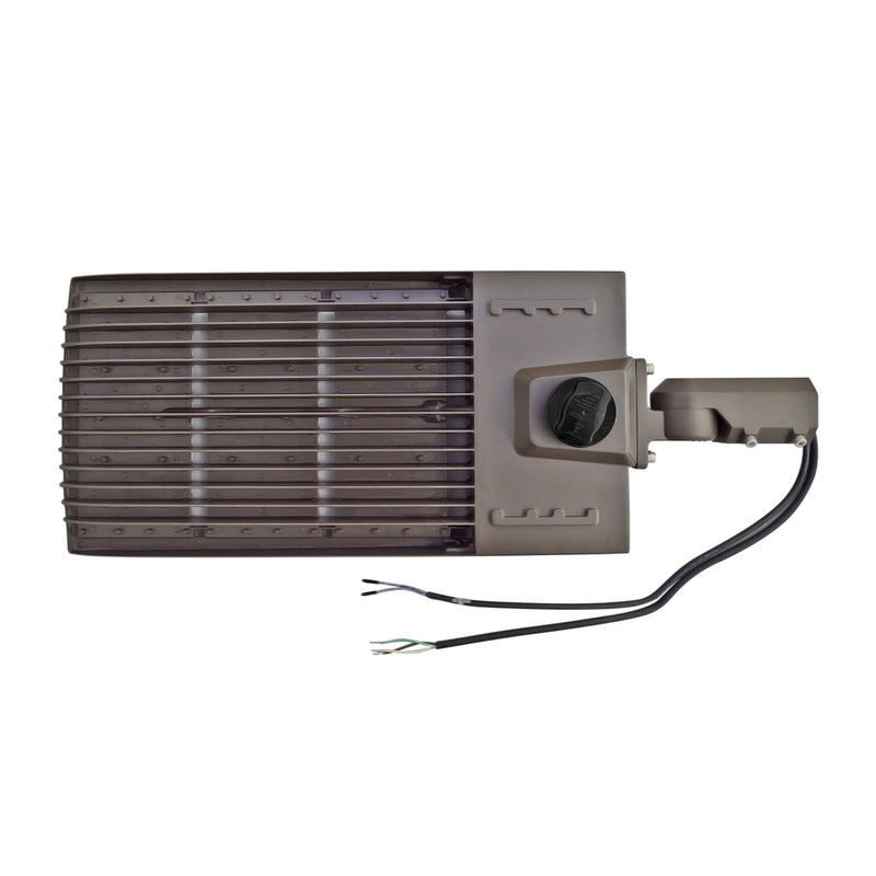 LED Street Light - 450W - Slip Fitter Mount - 5 Year Warranty - With Shorting Cap - Green Light Depot