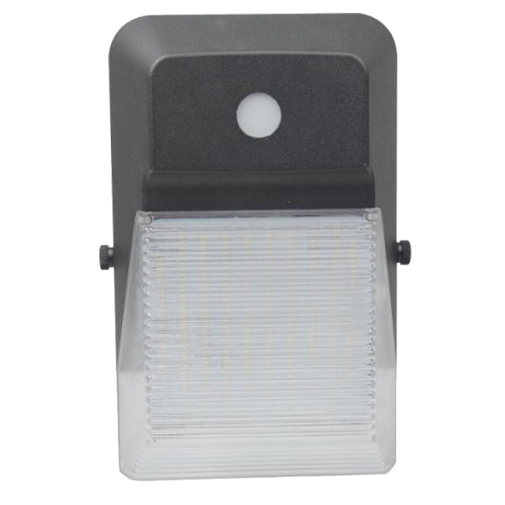 9W LED Mini Wall Pack Light (With Photocell) - (UL + DLC)