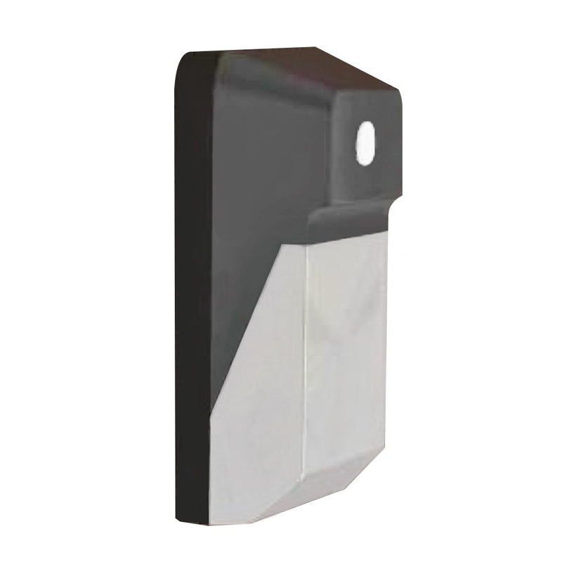 9W LED Mini Wall Pack Light - Photocell Optional - (UL + DLC) - Green Light Depot