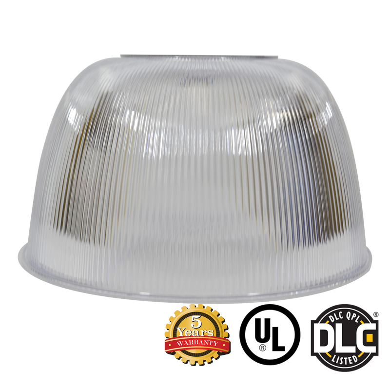 LED High Bay - Acrylic Lens- 5,000 Lumens - 50W - (UL+DLC)